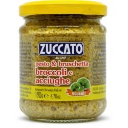 Zuccato pesto con broccoli e acciughe gr.190