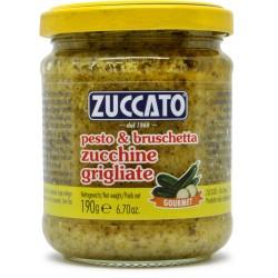 Zuccato pesto con zucchine grigliate gr.190