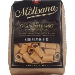 La Molisana pasta integrale 32 Mezzi Rigatoni 500 gr.