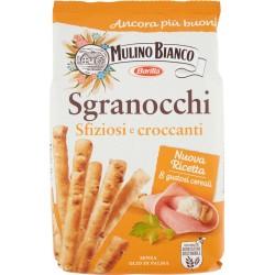 Mulino Bianco barilla grissini Sgranocchi 210 gr.