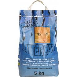 Littercat lettiera gatti kg.5