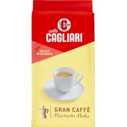 Cagliari gran caffe' macinato per moka gr.500
