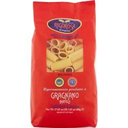 Rigorosa di Gragnano Pasta di Gragnano I.G.P. Rigatoni 500 gr.
