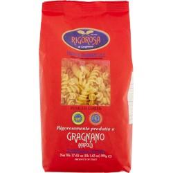 Rigorosa di Gragnano Pasta di Gragnano I.G.P. Fusillo Corto 500 gr.
