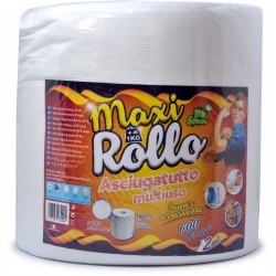 Mr. green maxi rollo asciugatutto 2 veli