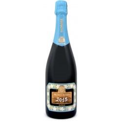 Monterossa vino Franciacorta salvadex. extra brut cl.75