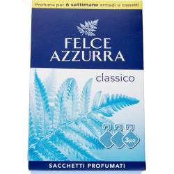 Felce Azzurra Sacchetti Profumati classico 3 pz