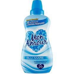 Felce Azzurra Mon Amour Blu Mare Ammorbidente Concentrato 650 ml.