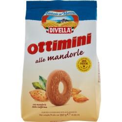 Divella Fantasie del Mattino Ottimini alle mandorle 350 gr.