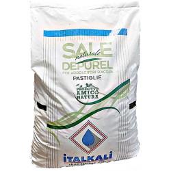 Italkali sale naturale depurel pastiglie kg.10