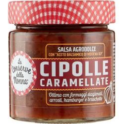 Le Conserve della Nonna Salsa agrodolce con Cipolle Caramellate 200 gr.