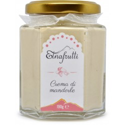 Etnafrutti crema di mandorle gr.190