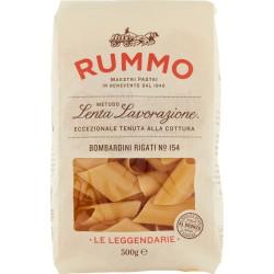 Rummo pasta Le Leggendarie Bombardini Rigati № 154 500 gr.