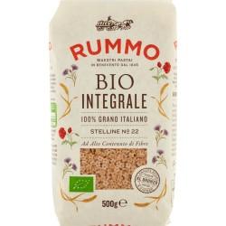 Rummo pasta Bio Integrale Stelline N° 22 500 gr.