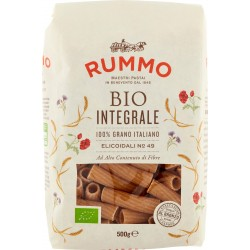 Rummo pasta Bio Integrale Elicoidali N° 49 500 gr.
