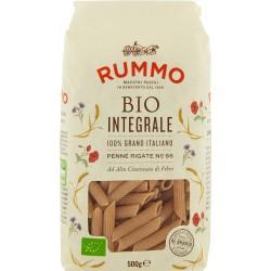 Rummo pasta Bio Integrale Penne Rigate N° 66 500 gr.