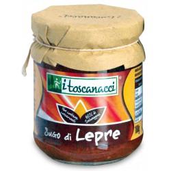 Toscanacci sugo lepre - gr.180