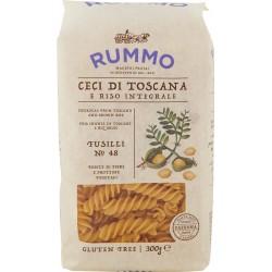 Rummo Ceci di Toscana e Riso Integrale Fusilli N° 48 300 gr.