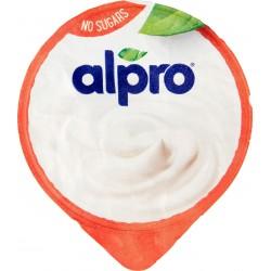 Alpro Naturale Senza Zuccheri 100% vegetale 135 gr.