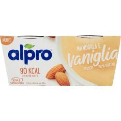 Alpro Mandorla e Vaniglia Dessert 100% Vegetale 2 x 113 g