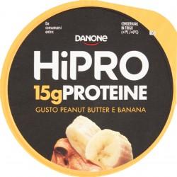 HiPRO 15g Proteine Gusto burro di arachidi e Banana 160 gr.