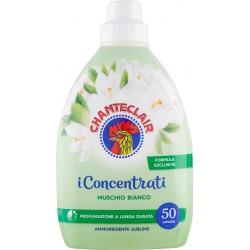 Chanteclair i Concentrati Ammorbidente Muschio Bianco 1000 ml.