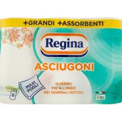 Regina Asciugoni carta cucina maxi fogli 6 rotoli