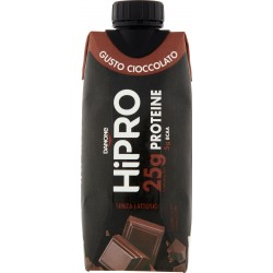HiPRO 25g Proteine Cioccolato 330 ml.