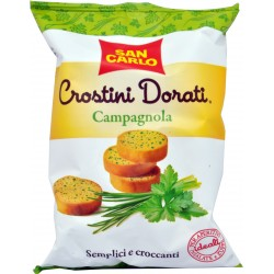 San Carlo crostini campagnola gr.75