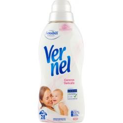 VERNEL Concentrato Carezza Delicata 700 ml. 28 lavaggi