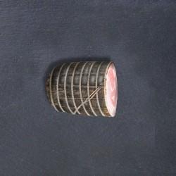 Salumificio Aurora pancetta arrotolata senza cotenna al pepe sottovuoto 1/2 kg.1,75 circa