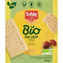 Schär Bio Pan Crisp Cereal 125 gr.
