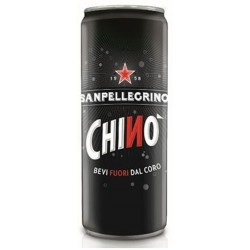 San Pellegrino chinotto lattina cl.33