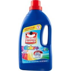 Omino Bianco - Detersivo Lavatrice Liquido Color+, 23 Lavaggi, 1150 ml.