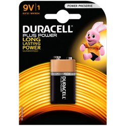 Pile duracell transistor mn1604