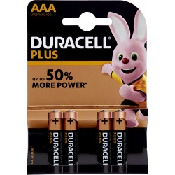 Pile duracell mini stilo mn2400