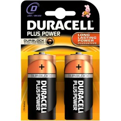 Pile duracell torcia mn1300
