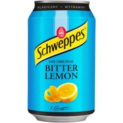 Schweppes bitter lemon cl.33