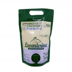Lavanderina ammorbidente fiorito concentrato 100 lavaggi lt.2