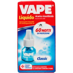 "VAPE Liquido Magic ""e"" ricarica insetticida Classic 36 ml"