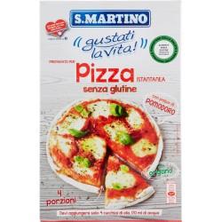 S.Martino gustati la vita! Preparato per Pizza Istantanea senza glutine 460 gr.