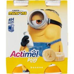 Actimel play banana minions 4 x 100 g