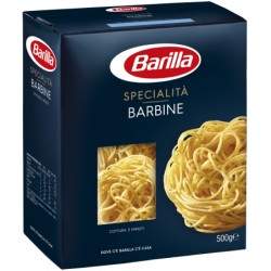 Barilla pasta barbine n.214 - gr.500