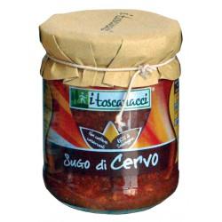 Toscanacci sugo cervo - gr.180