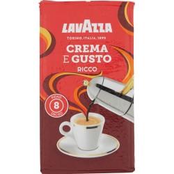 Lavazza caffe crema e gusto ricco - gr.250