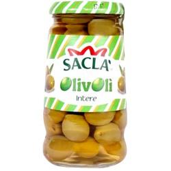 Sacla olivolì intere verdi - gr.300