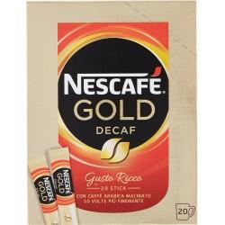 Nescafe gran aroma decaffeinato stick x20