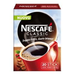 Nescafe classico - stick 20 bustine