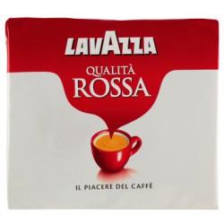 Lavazza caffe rossa - gr.250 x2