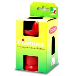 Eco Fiamma lumino elettronico a batteria